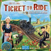 ¡Aventureros al Tren!: Países Bajos