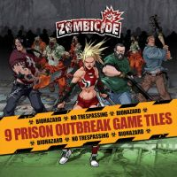 Prison Outbreak Game Tiles