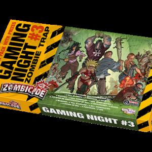 Gaming Night #3: Zombie Trap