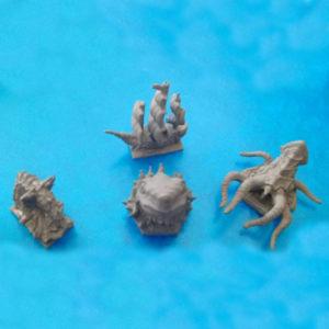 Skull Tales – 4 Minis de mar