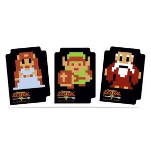 The Legend of Zelda: 8-Bit Divider Pack (15)