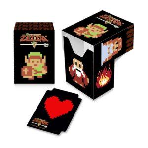 The Legend of Zelda: 8-bit Full View Deck Box