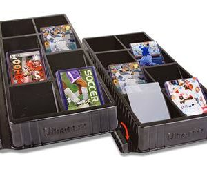 Toploader & ONE-TOUCH Card Sorting Tray (4)