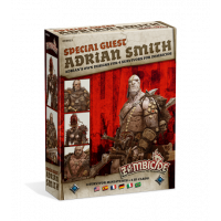 Special Guest: Adrian Smith / Zombicide Black Plague