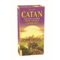 Catan: Mercaderes y bárbaros expansión 5-6 jugadores