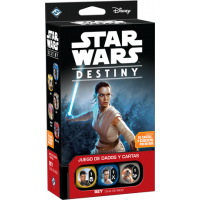 Star Wars: Destiny / Caja de Inicio: Rey