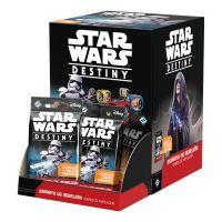 Star Wars Destiny: Espíritu de rebelión: Sobres de Ampliación