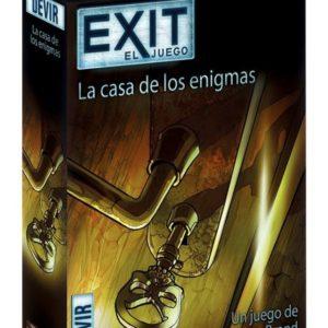 Exit 11: La Casa de los Enigmas