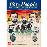 For the People: La guerra de Secesión 1861 – 1865