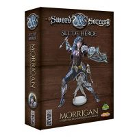 Sword & Sorcery personajes – Morrigan