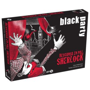 Black Party: Descansa en Paz Sherlock