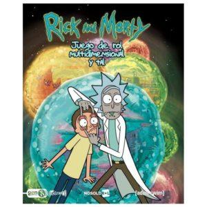 Rick y Morty Rol